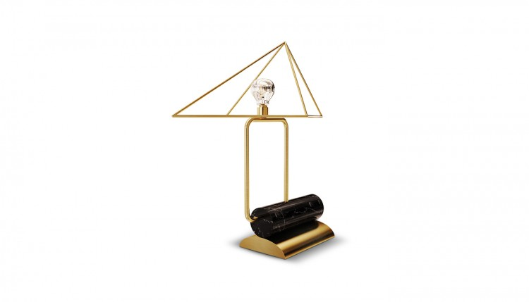 White House Table Lamp