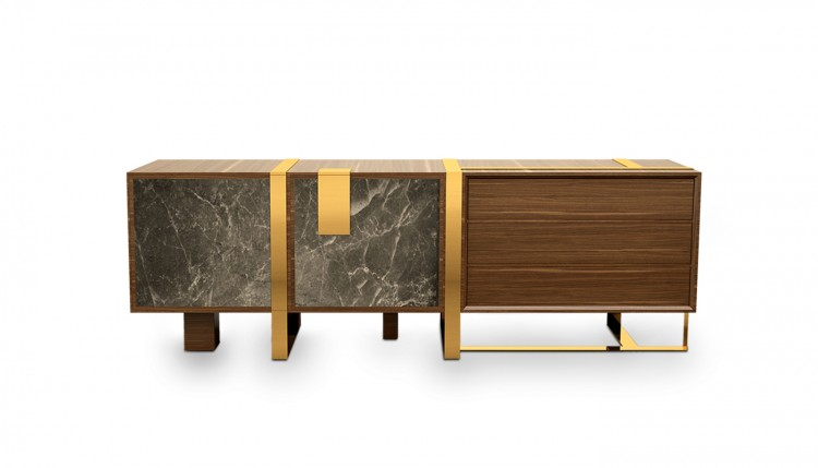 Coloma Modern Sideboard