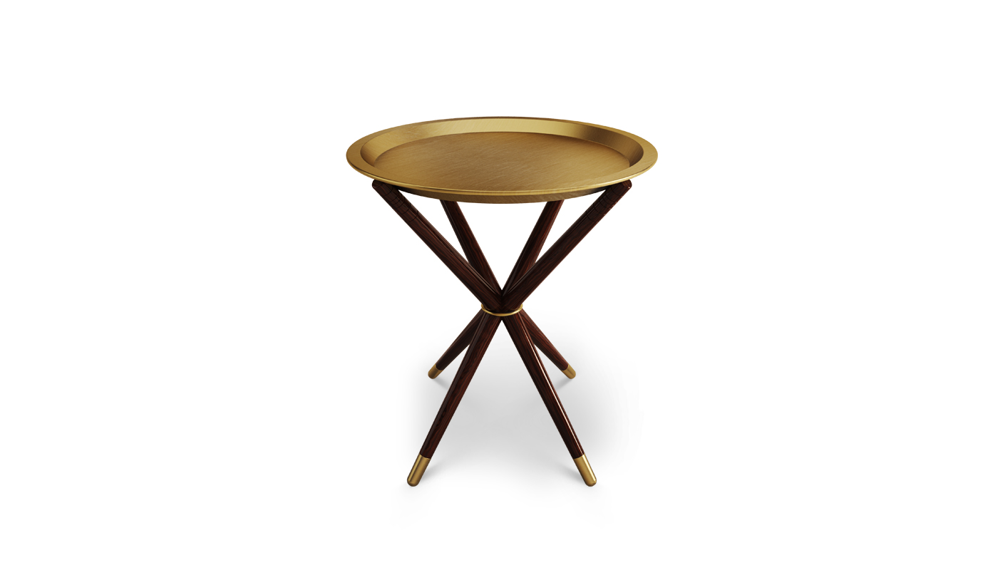 Seattle Side Table By Porus Studio Modern Contemporary
