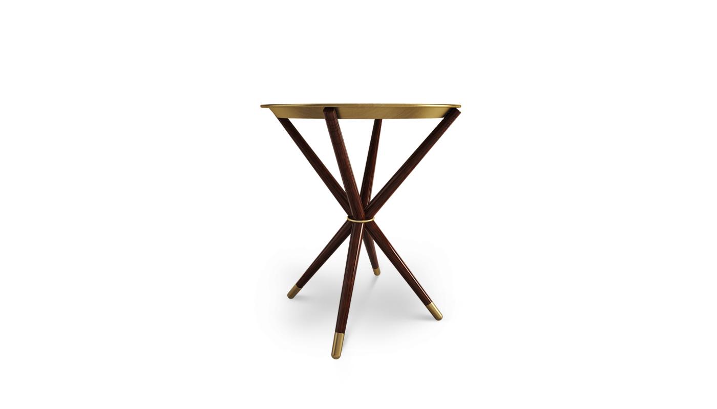 Seattle Side Table By Porus Studio