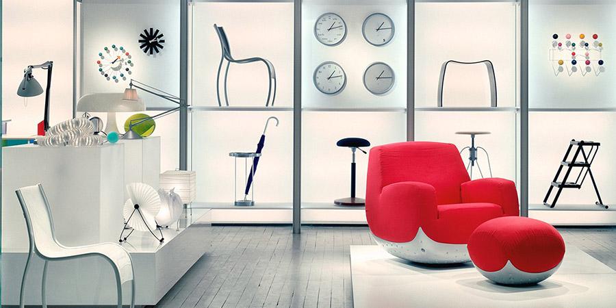 modern interior design stores