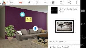 home decorating apps