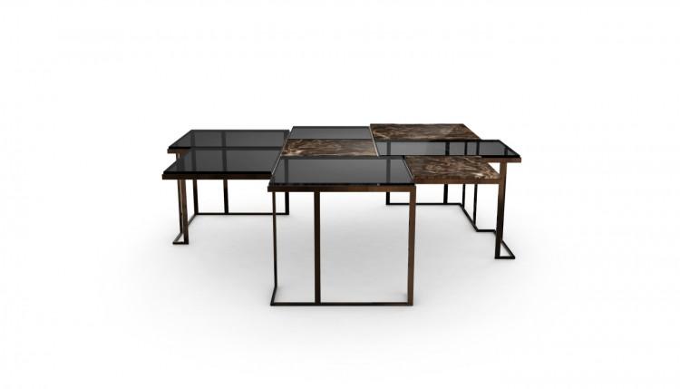 Square Center Table