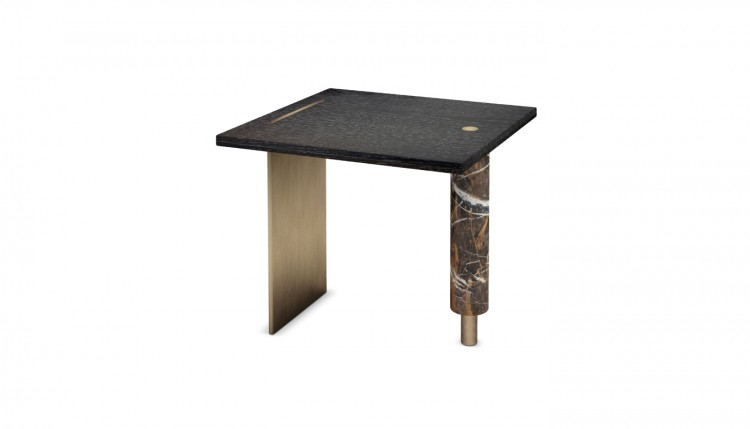 Lakewood Contemporary Side Table