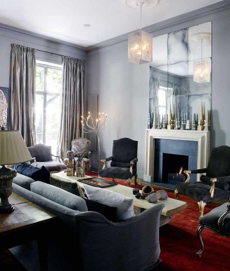 London Townhouse by Sarah Stewart Smith