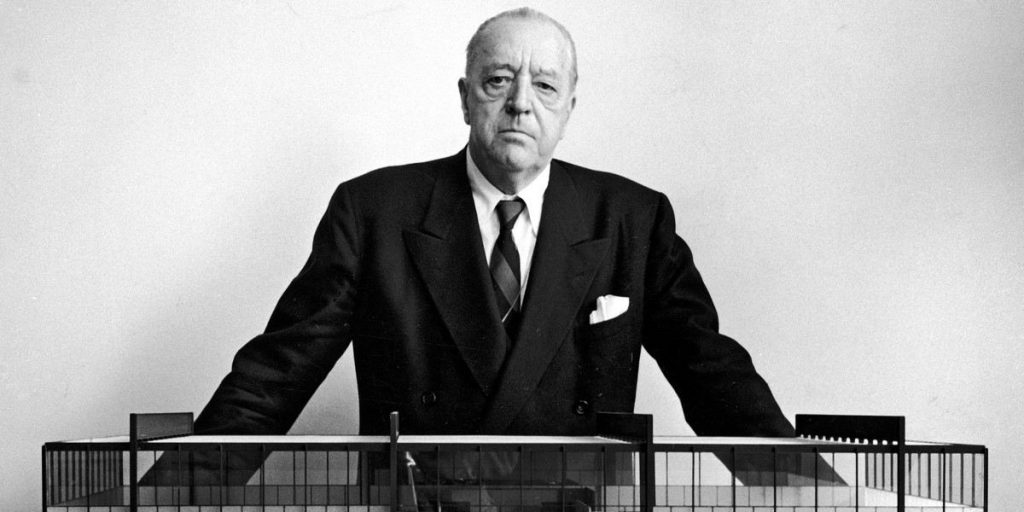 Top modernist architects