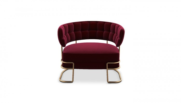 Madison Modern Armchair