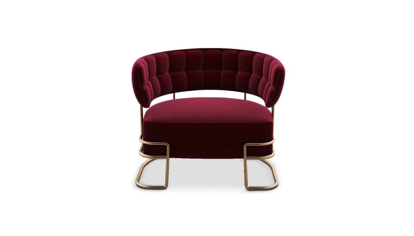 Madison. Armchair