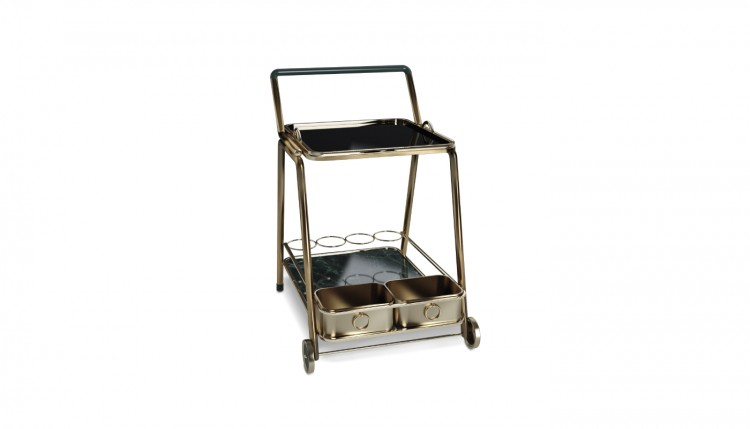 Decatur Bar Cart