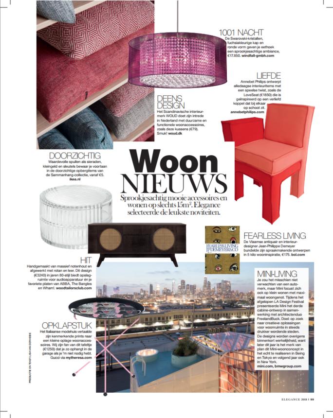 design magazines elegance