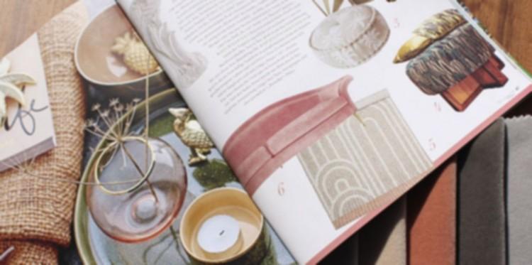 design magazines WohnenTräume