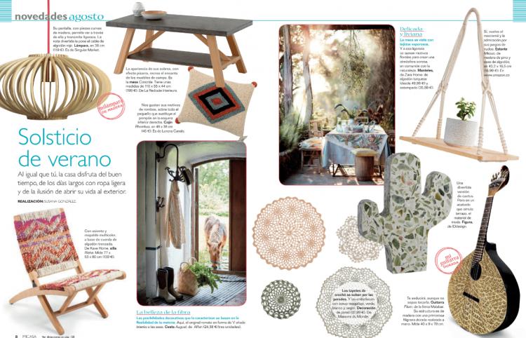 design magazines micasa