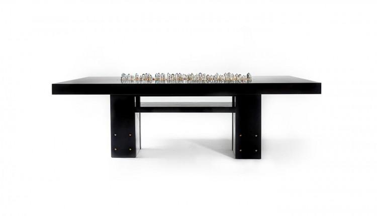 Skyline Dining Table