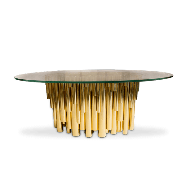 Wanderlust Dining Table by Malabar