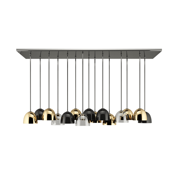 Bombarda suspension lamp by Creativemary