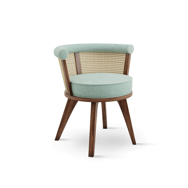 George Dining Chair by Wood Tailors Club