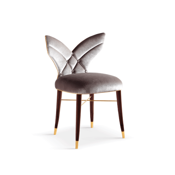 Luna dining chair by Ottiu