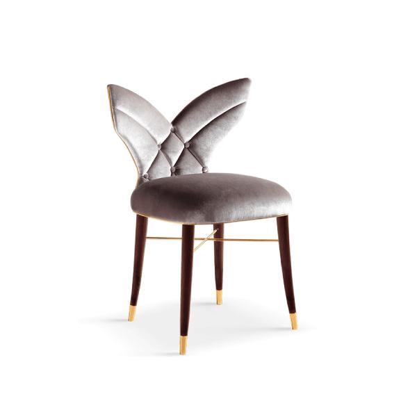 Luna dining chair by Ottiu