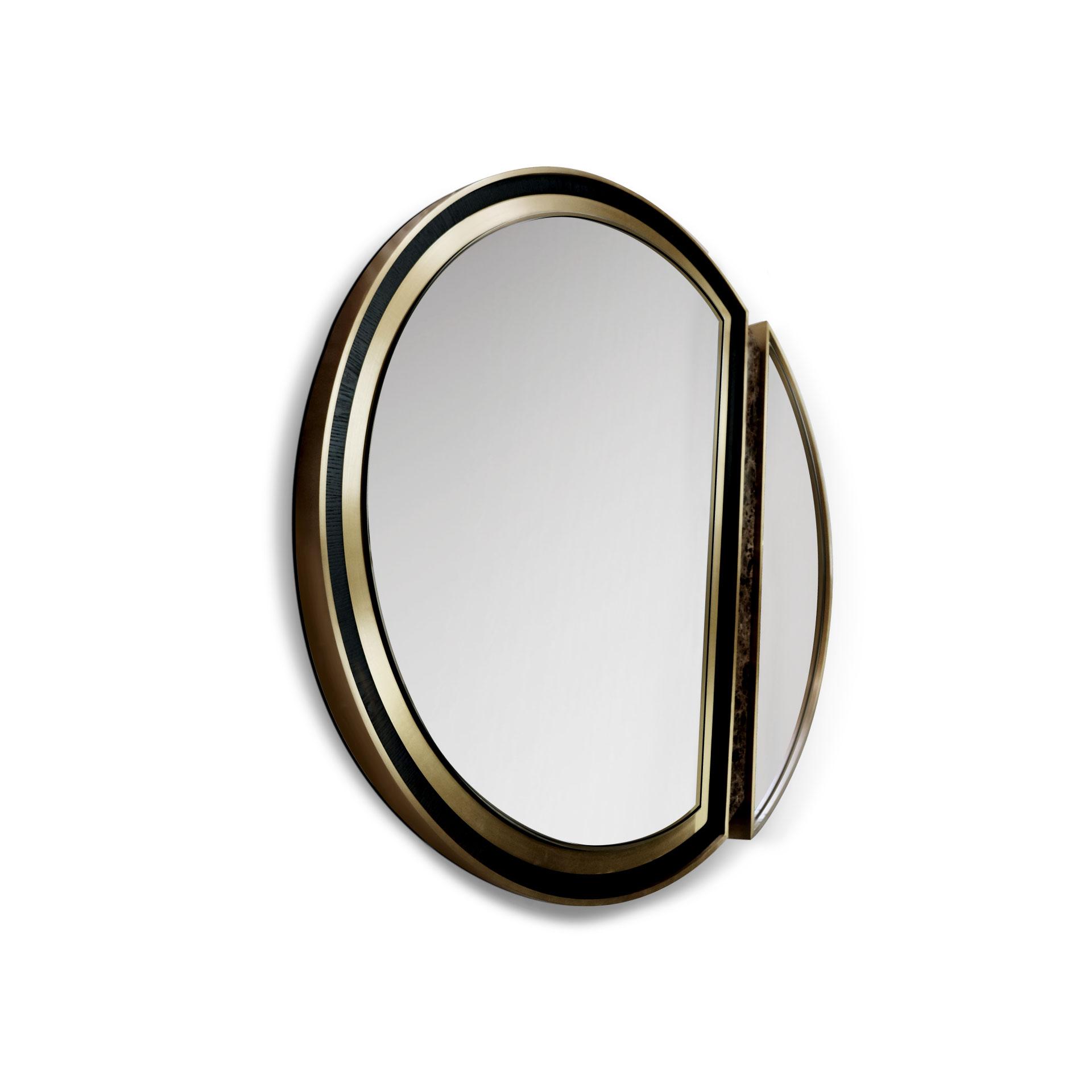 Alaska mirror