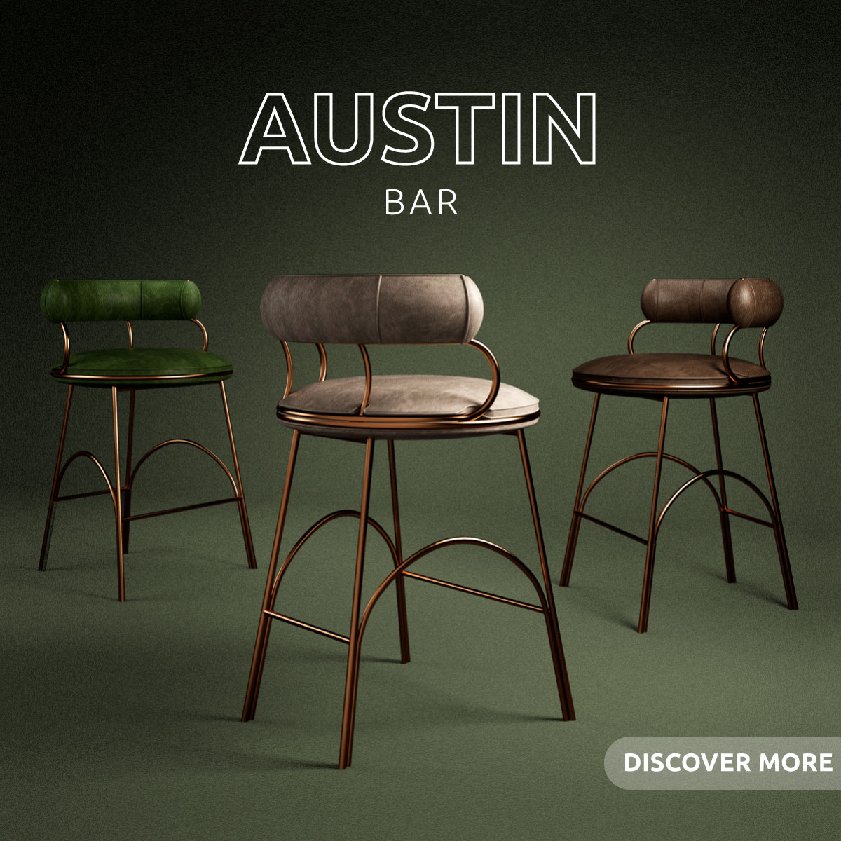 Austin Bar Chair
