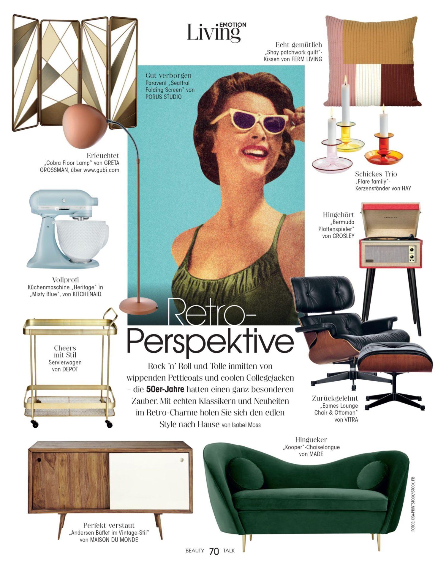 Beauty talk magazine 2019 seattral folding screen
