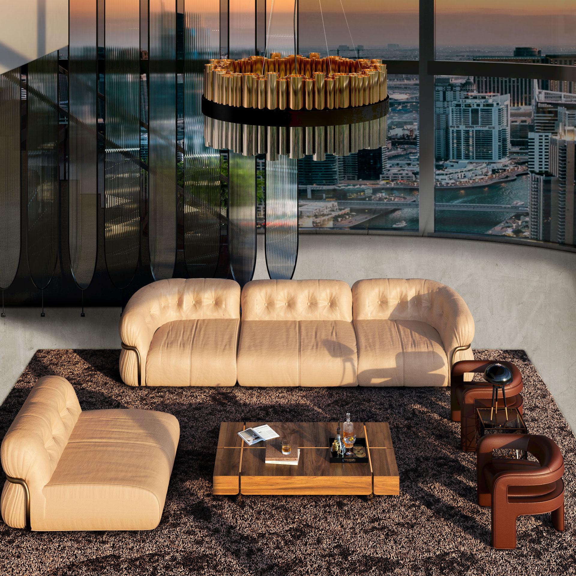 Joshua modular sofa