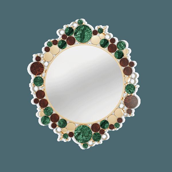 Wanderlust Mirror by Malabar