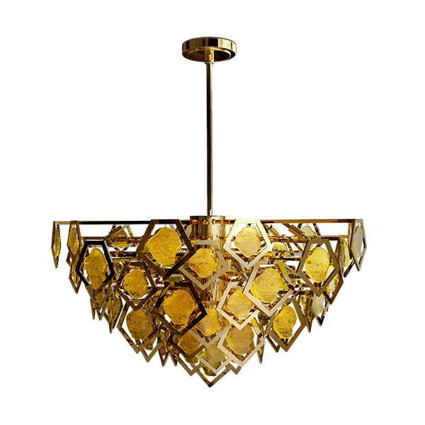 Apidae Suspension Lamp by Creativemary by Creativemary