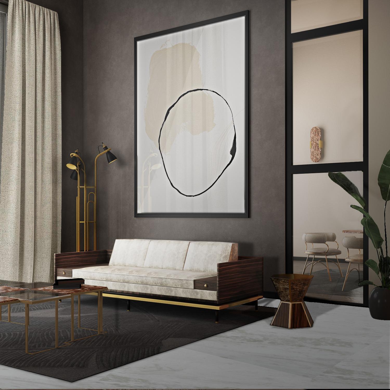 Asheville Sofa - Modern Living Roo