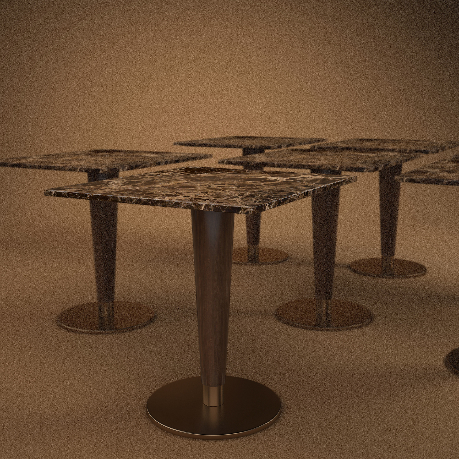 Atlanta dining table