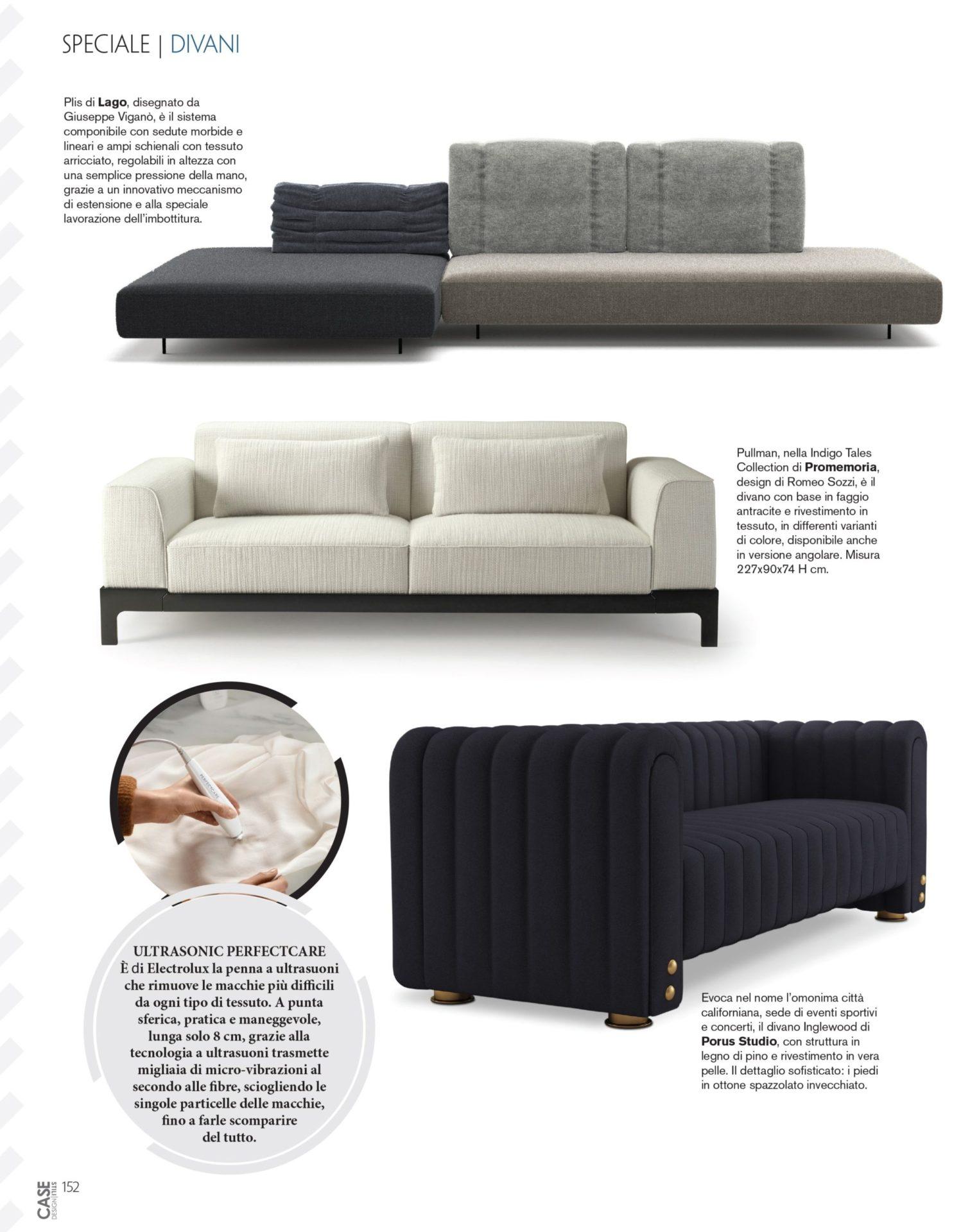 Case E Stili Design porus studio press | porus studio