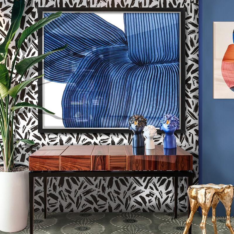 Decor Trends - Patterned Everything - Malabar