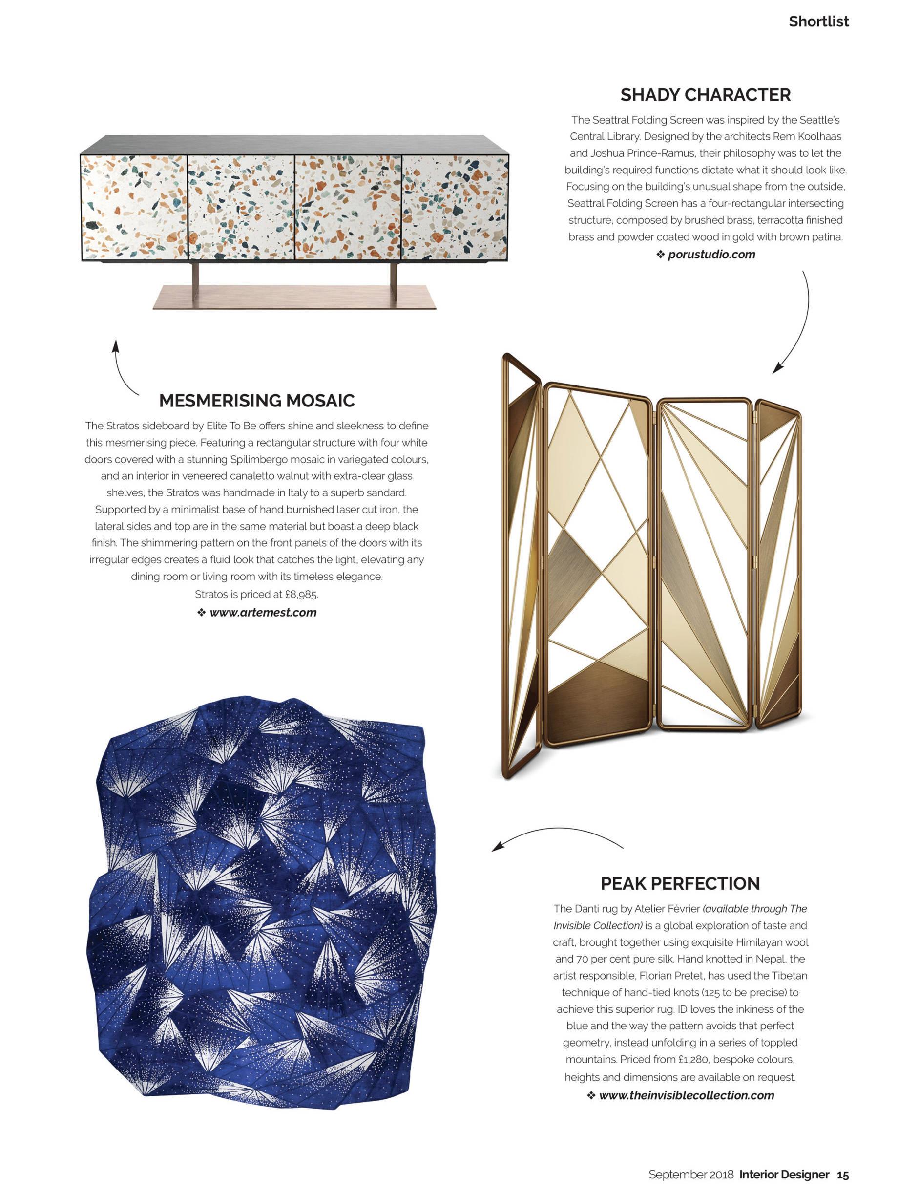 idt magazine 2018 september seattral folding screen