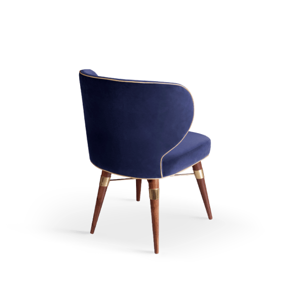 Louis Dining Chair by Ottiu