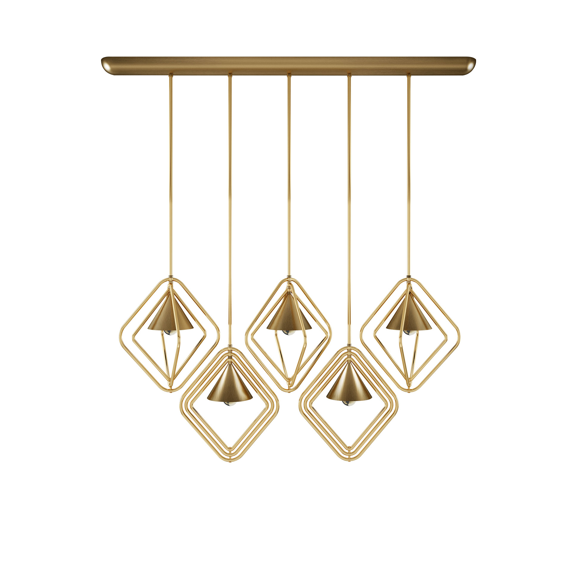 Portman Suspension Lamp