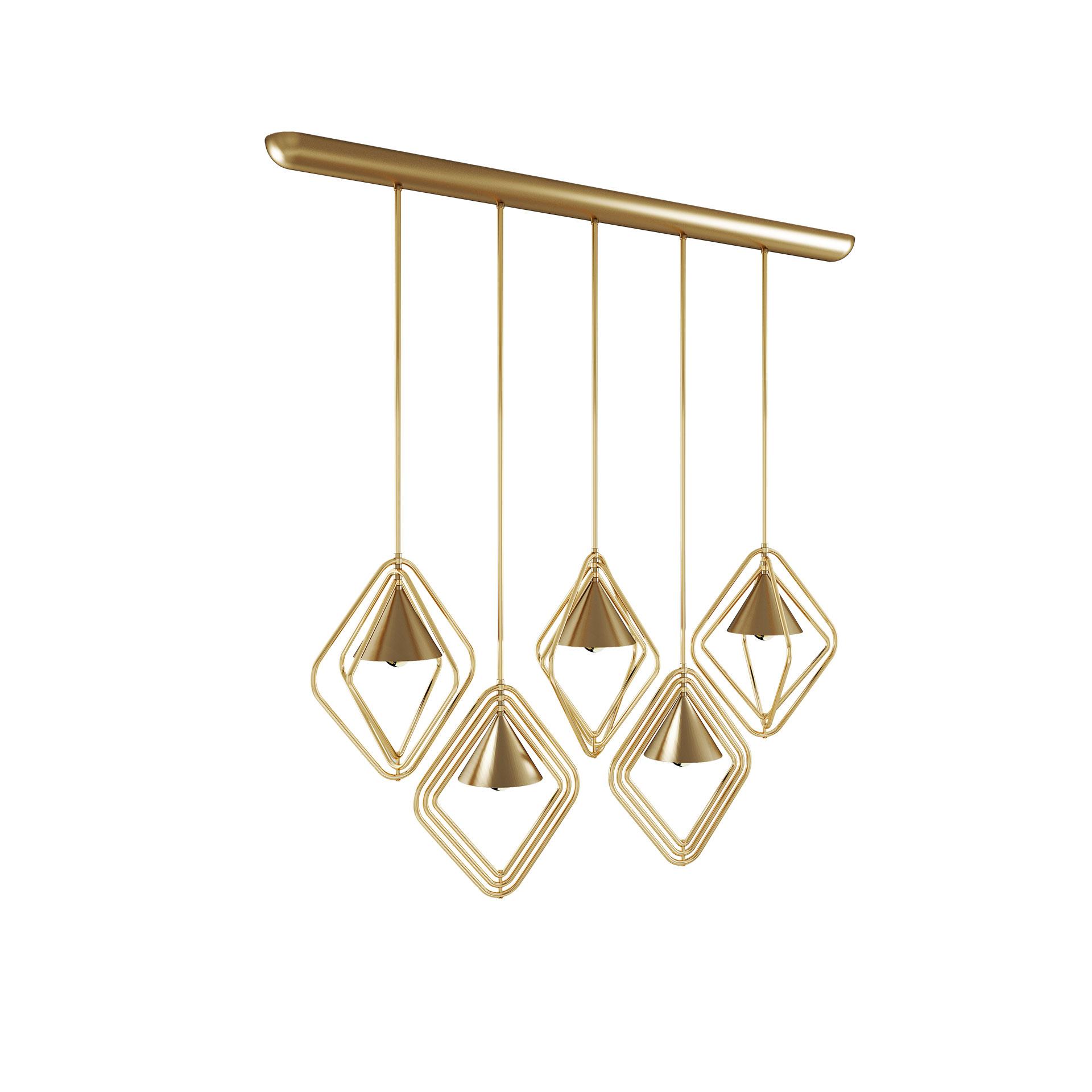 Portman Suspension Lamp