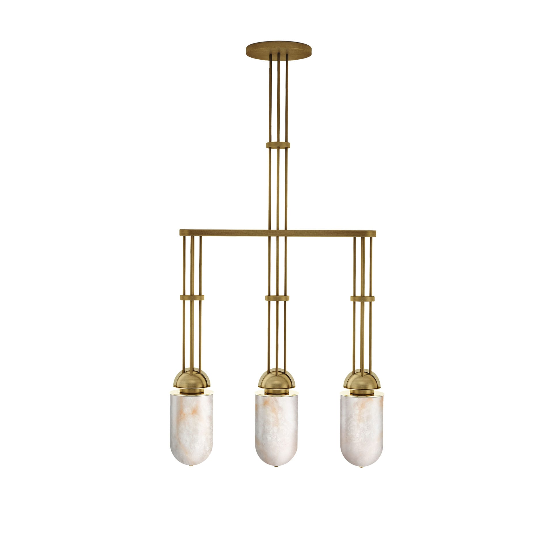 Russell suspension lamp