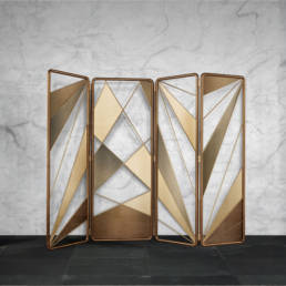Seattral Folding Screen