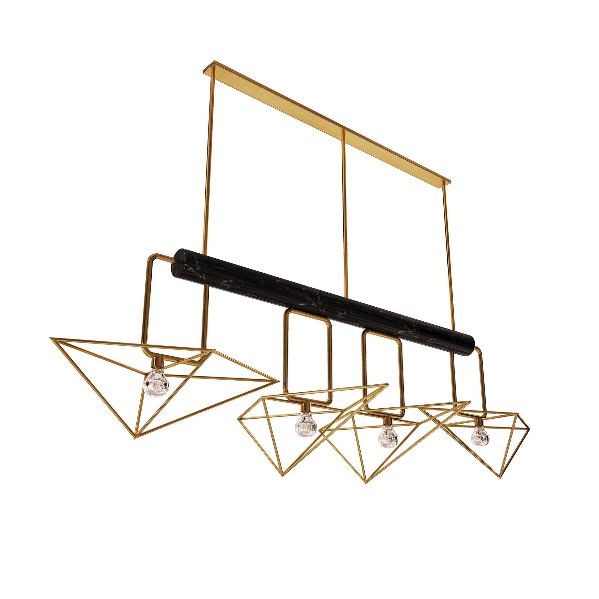 White house suspension lamp 04