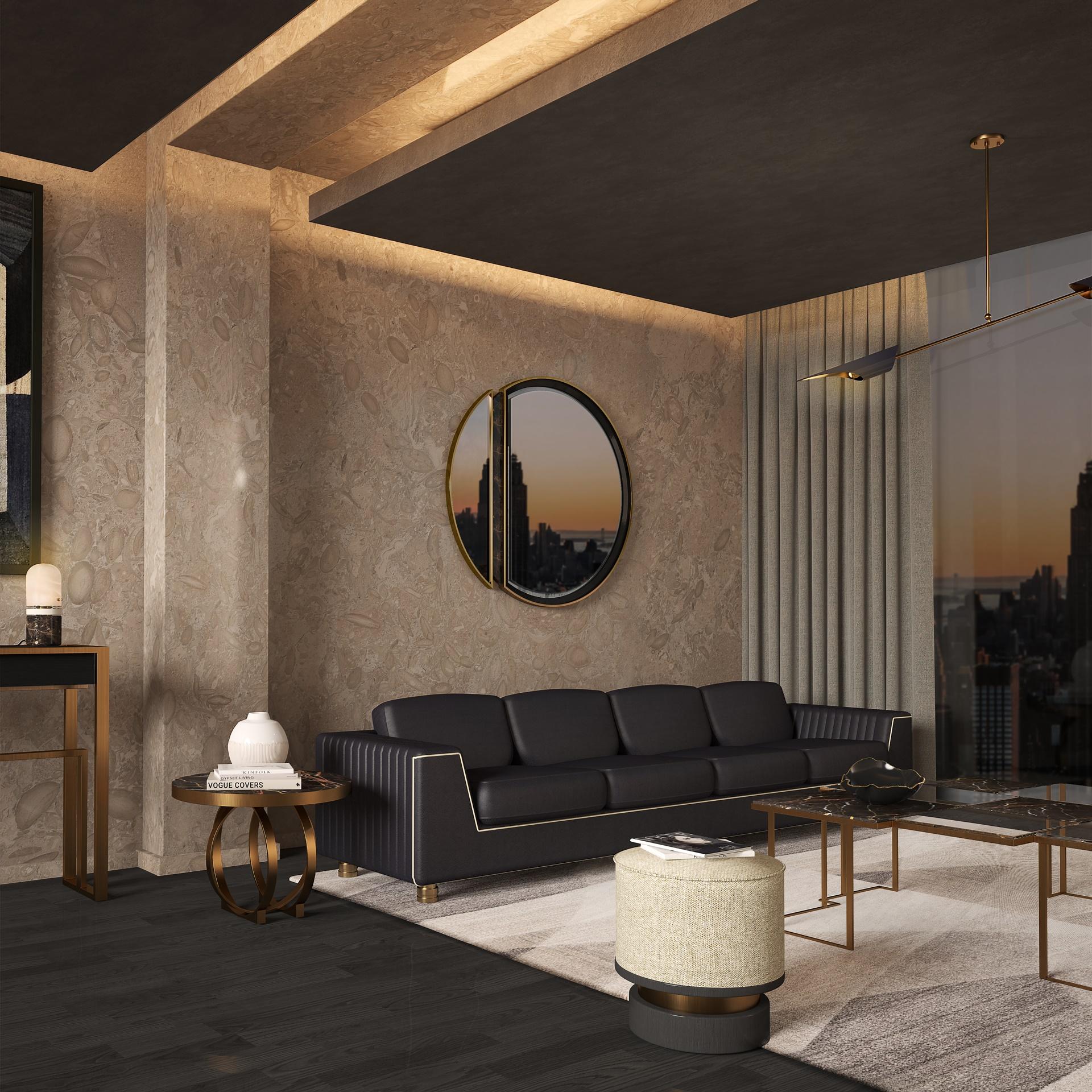 Wyo Stool Living Room