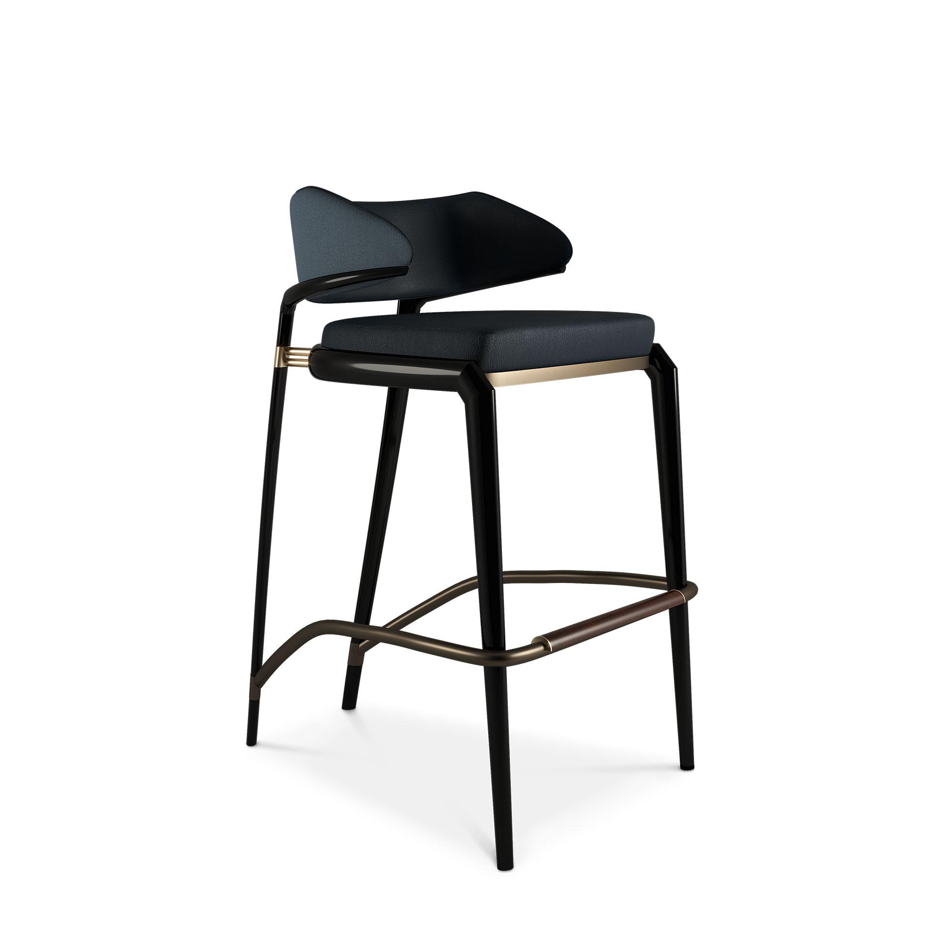 York bar chair